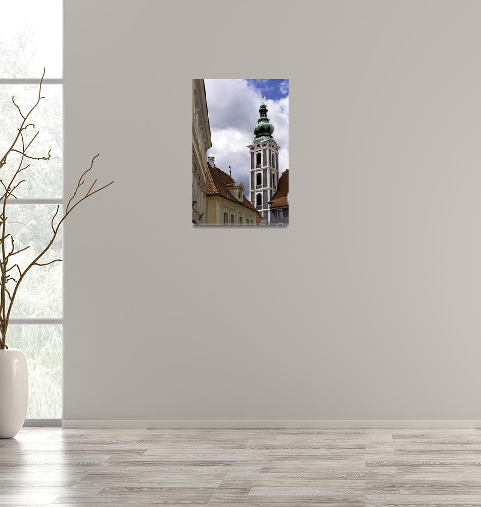 """St. Jost Church.""  by FernandoBarozza"