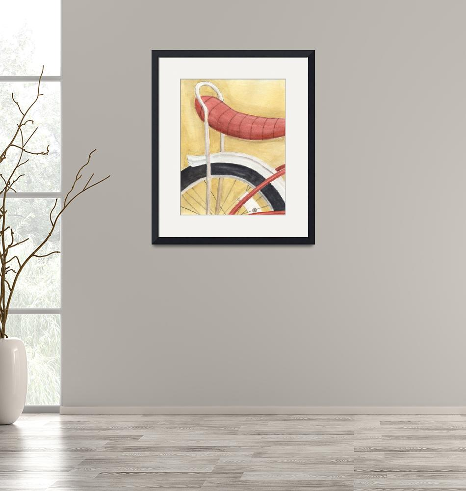 """""""A Bicycle with a Banana Seat""""  (2006) by 1970something"""
