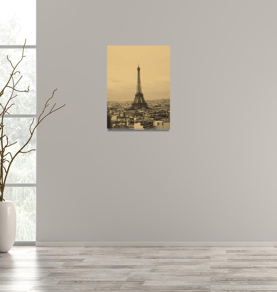 """Paris""  (2011) by greencricketphoto"
