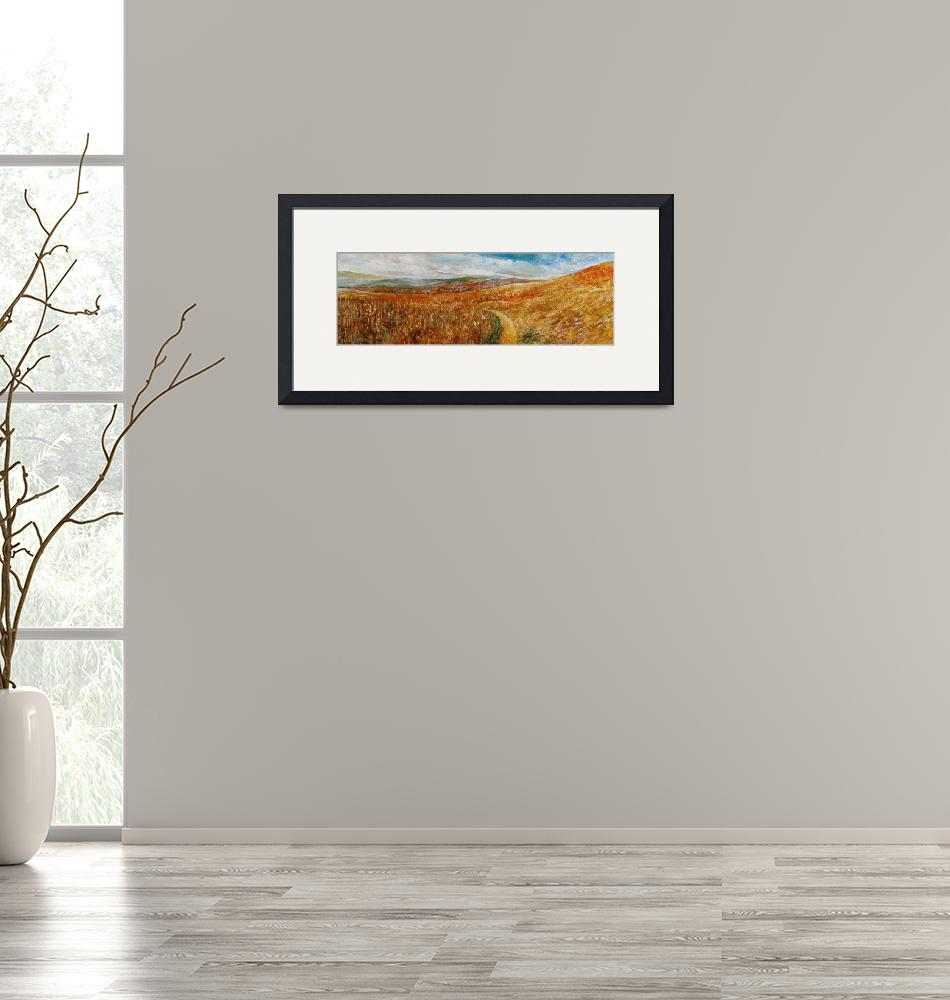 """""""Blue Ridge Mountains""""  by creese"""