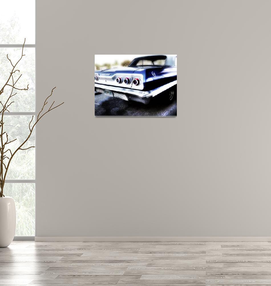 """blue impala""  (2007) by studiobrian"