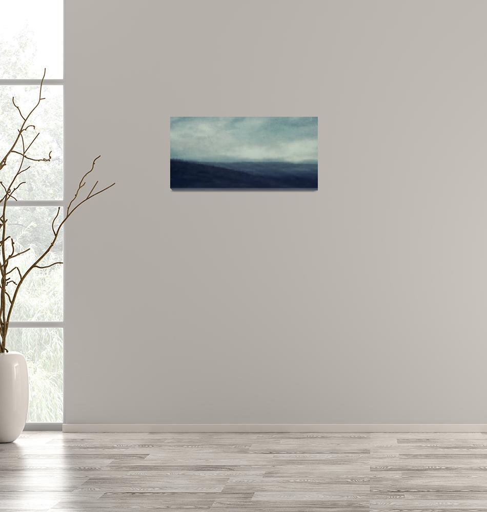 """seaoftrees""  (2013) by Piri"