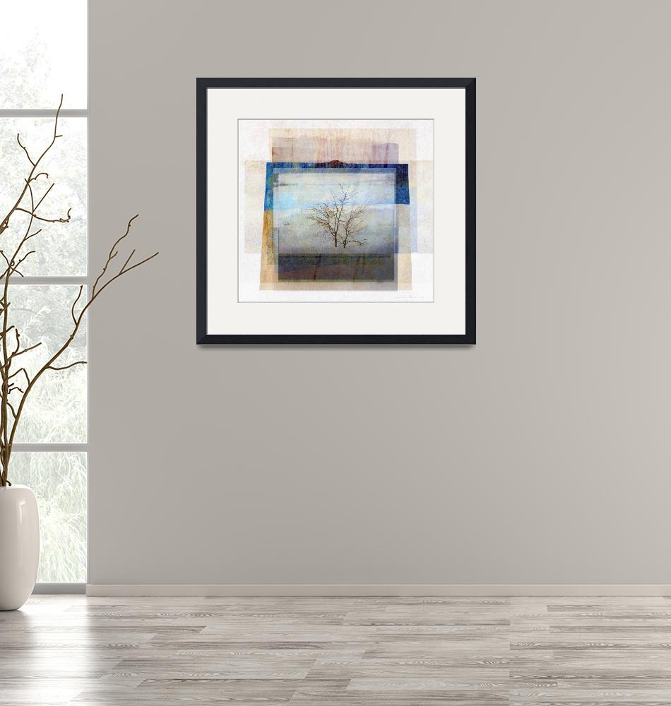 """lone tree lakeshore montage""  (2015) by rchristophervest"