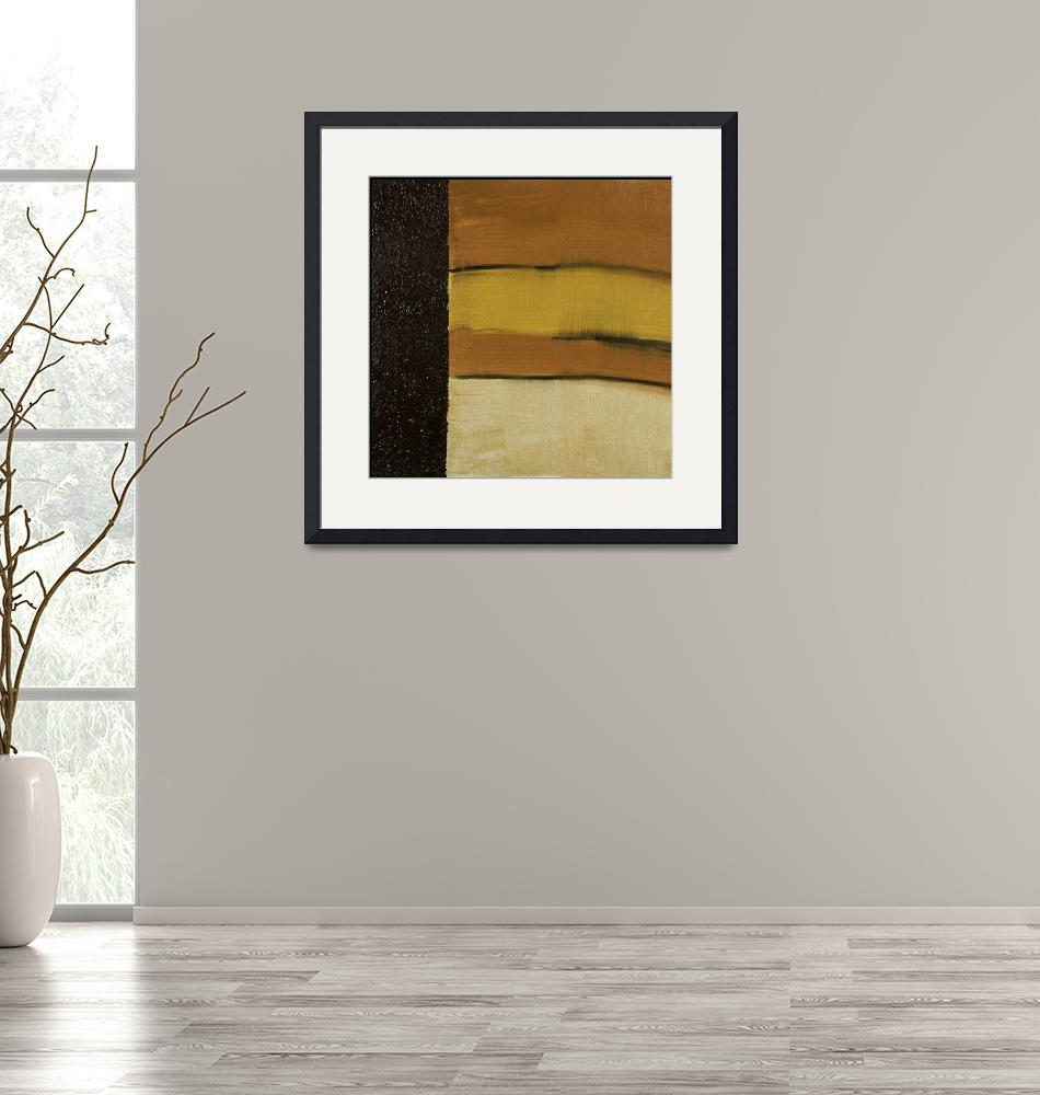 """Earthy Tones""  (2008) by abstractsbyalli"