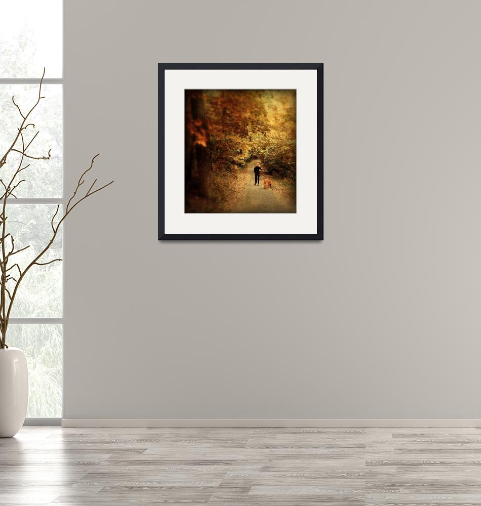 """""""Autumn Outing"""" (2009) by JessicaJenney"""