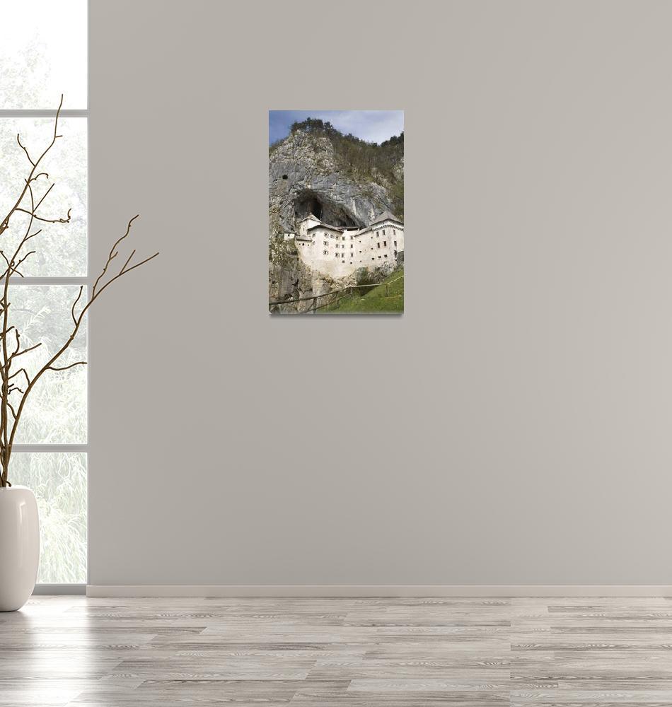"""Predjama Castle, Slovenia""  by IanMiddletonphotography"