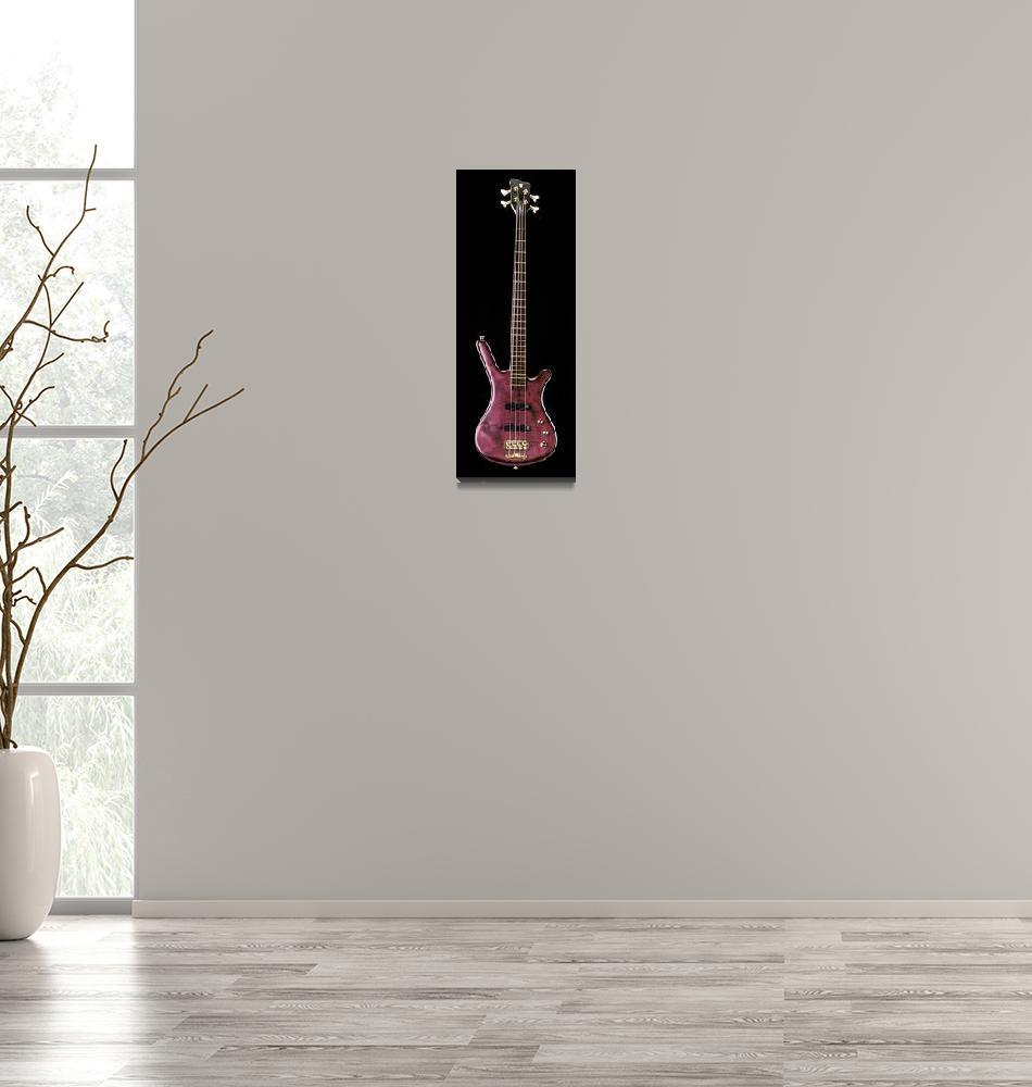 """""""War Corvette guitar""""  by Morganhowarth"""