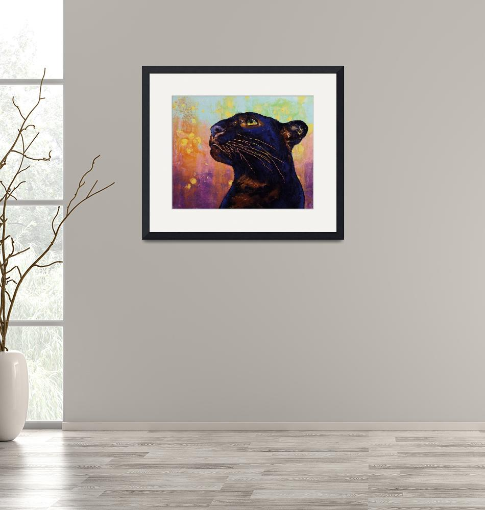 """""""Panther Colors""""  by creese"""