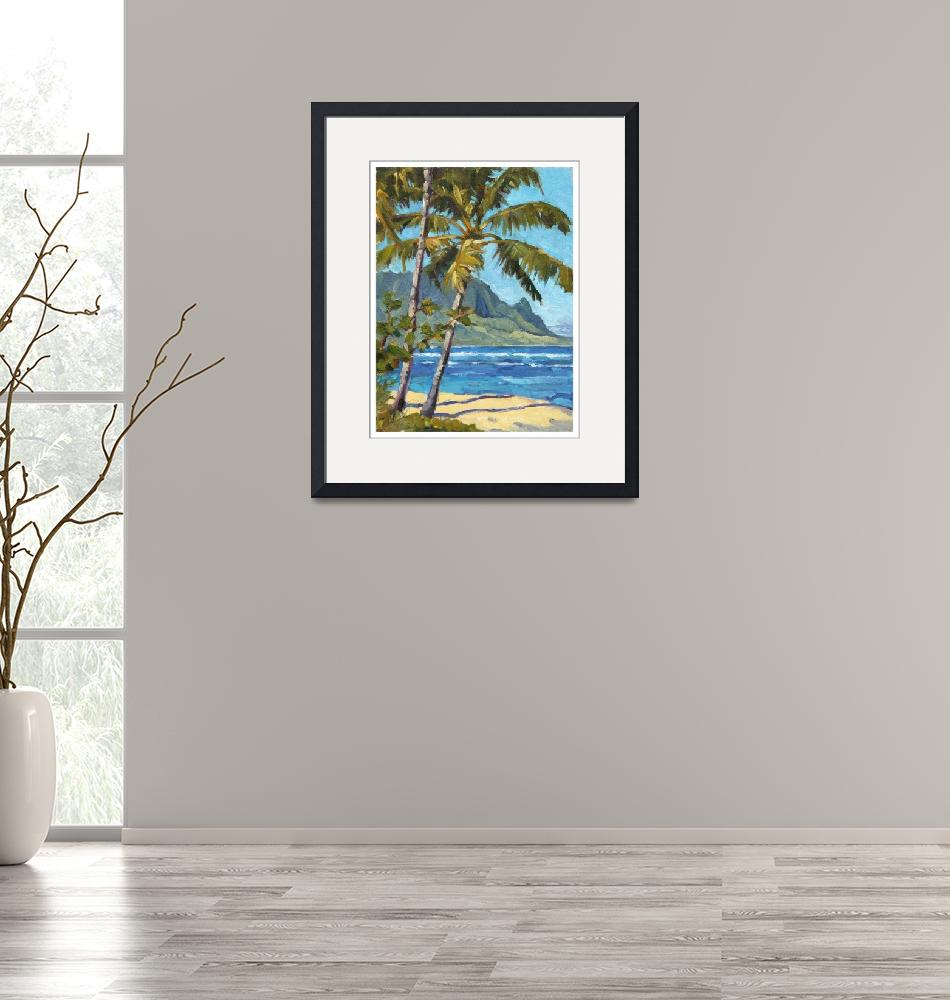 """Hanalei Bay"" (2009) by davidwesterfield"