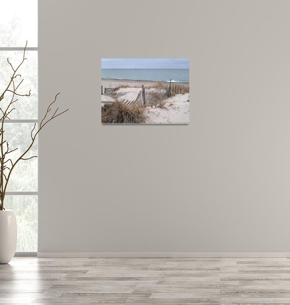 """Sandy Neck Beach, Cape Cod""  by kellypuffs"