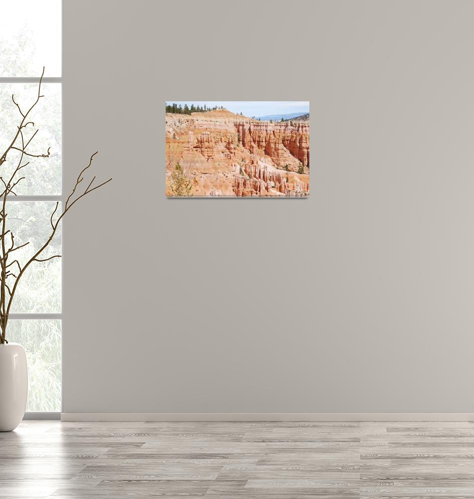 """""""Hiking Around Bryce Canyon""""  by seewater"""