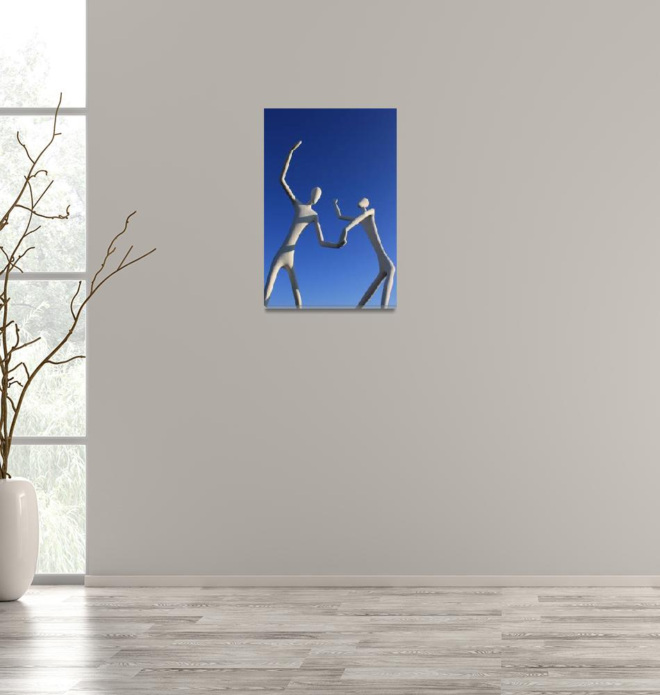 """The Dance""  (2010) by JohnDaly"