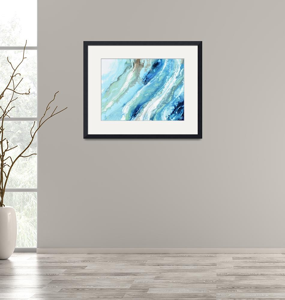 """""""""""Pacific Blue II""""""""  by ChristineBell"""