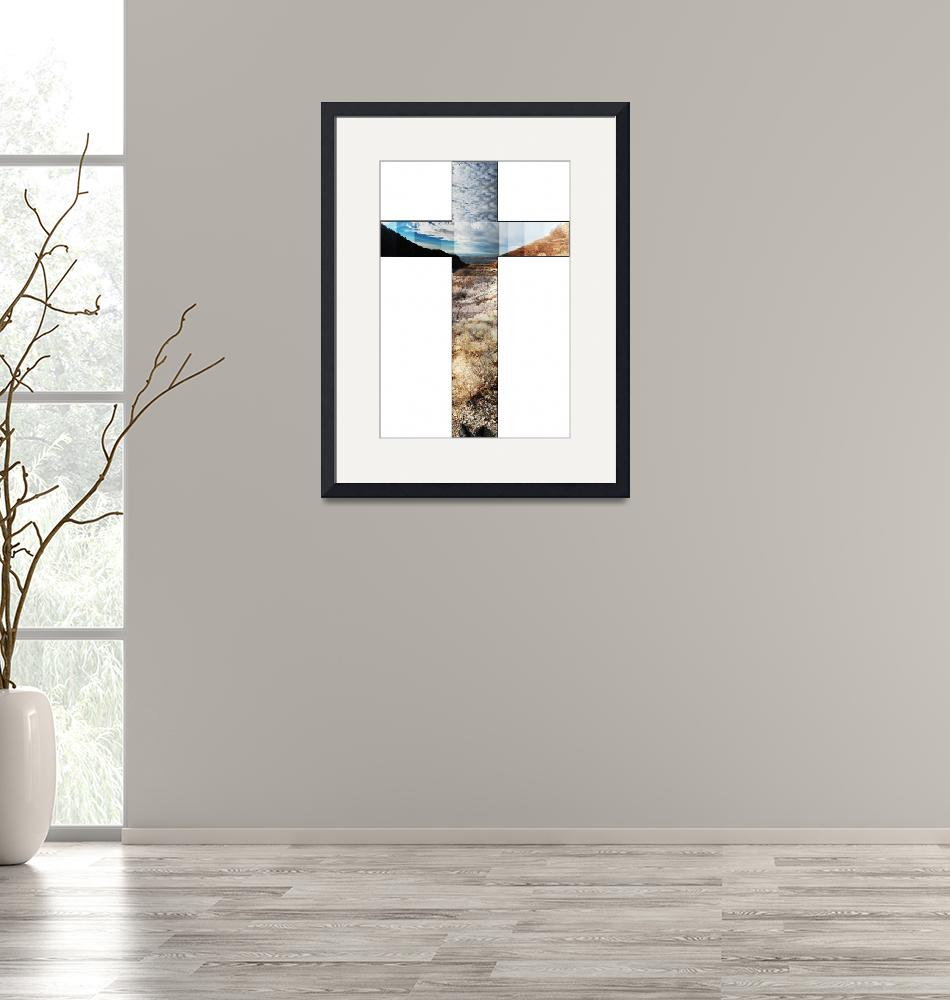 """Cross Panoramic""  (2008) by chriscullenphotography"