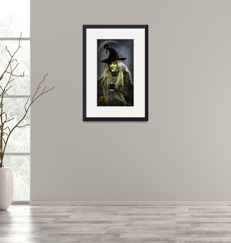 """""""The Witch of Endor as a Cavalier""""  by RCdeWinter"""