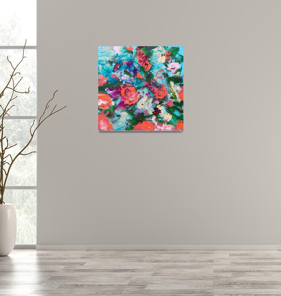 """""""Luxembourg Garden""""  (2015) by allanfriedlander"""