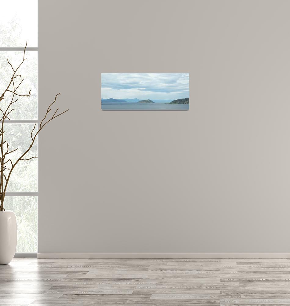 """""""Klamath Lake in Summer Time II""""  by Atlantis-Seeker-Art"""