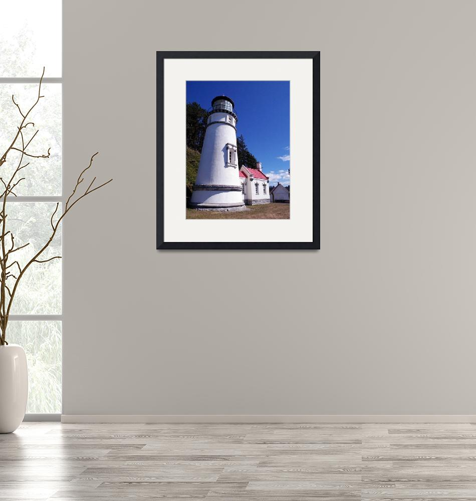 """Heceta Head Lighthouse 062""  (2016) by Wintercreeks"