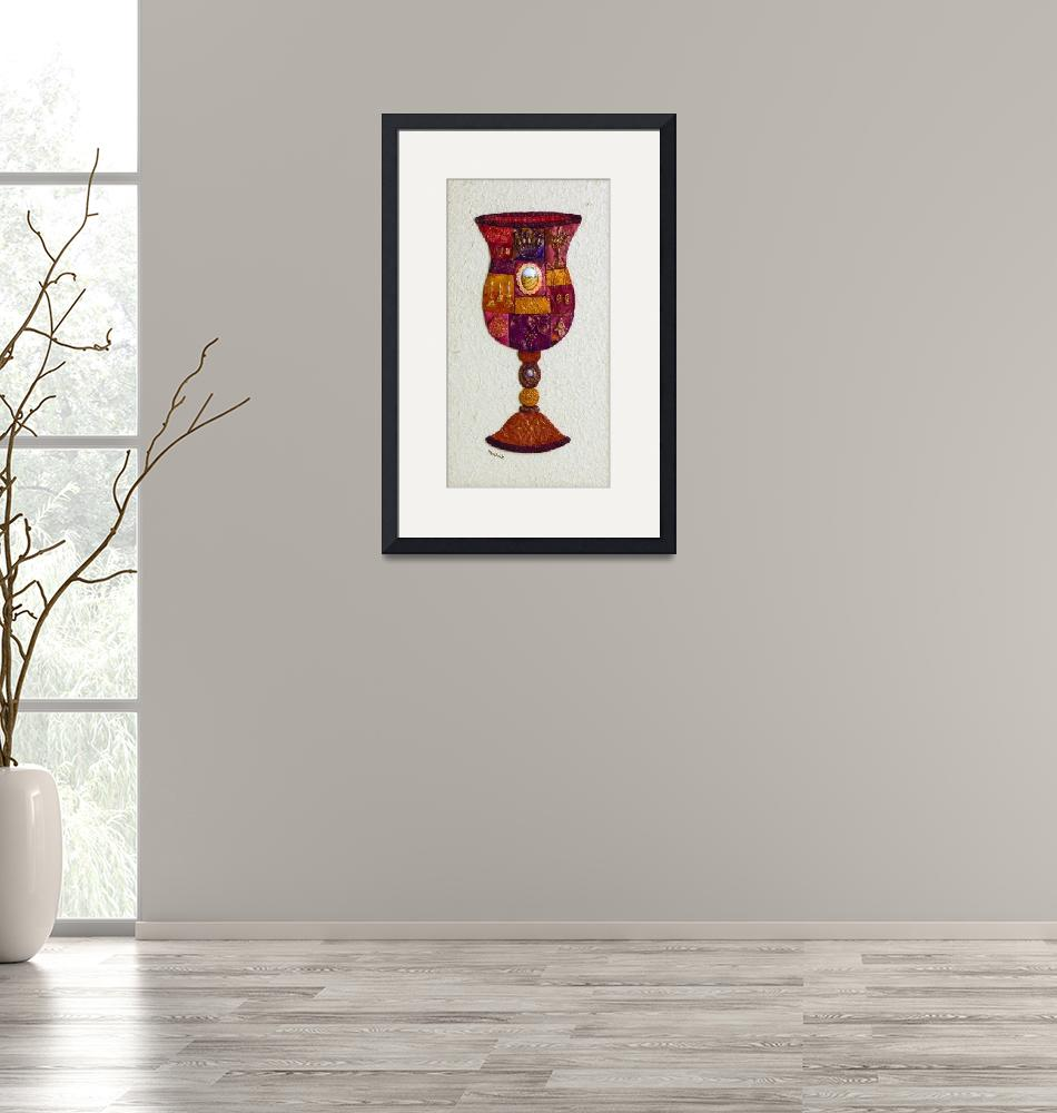 """""""Cup of Blessings"""" by MuchnikArts"""
