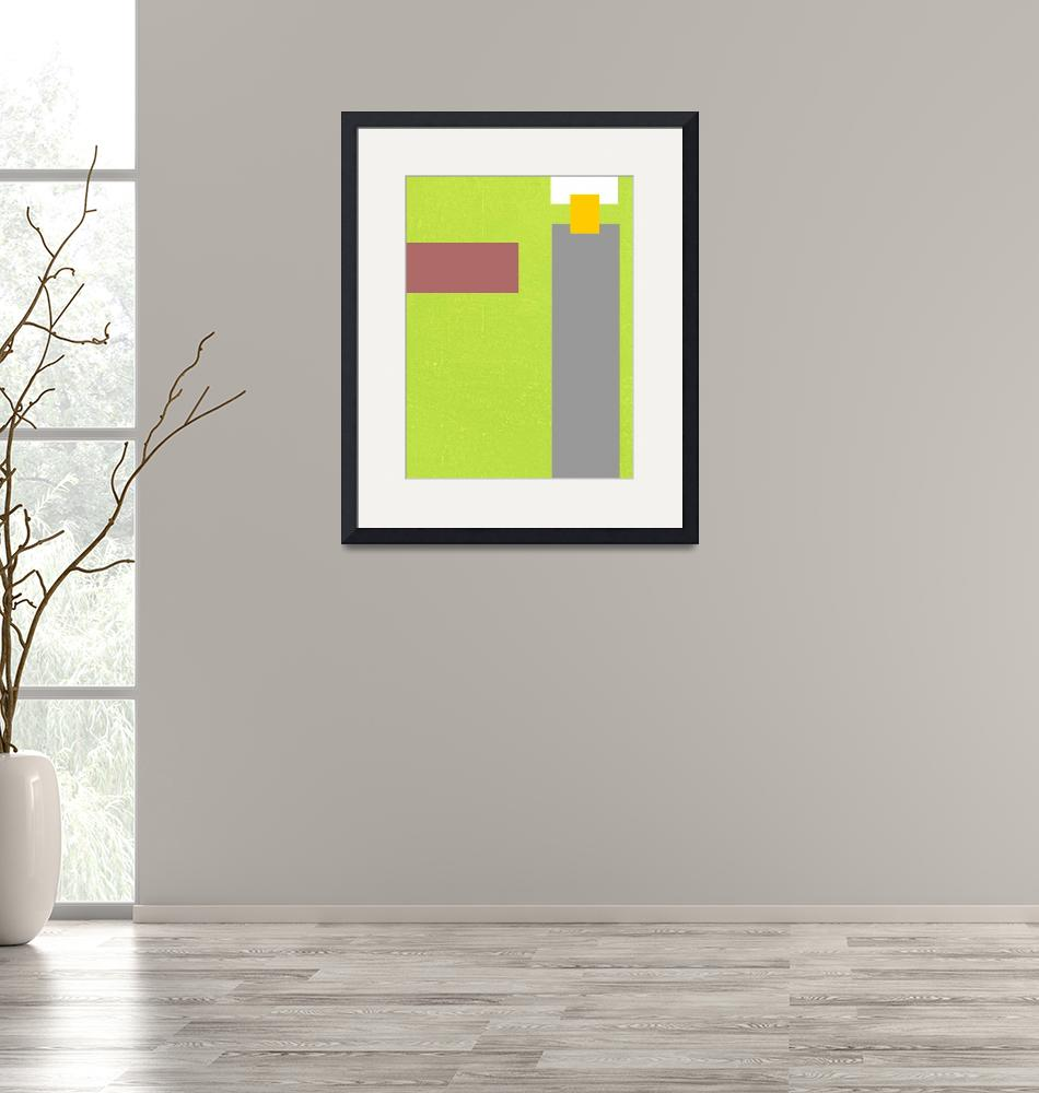 """""""Abstract Poster - Nisan""""  by motionage"""