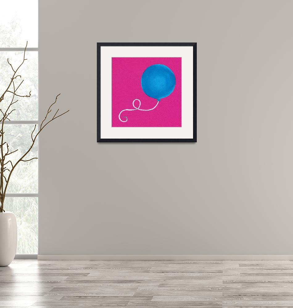 """""""B Is For Balloon"""" (2010) by LibbyJohnston"""