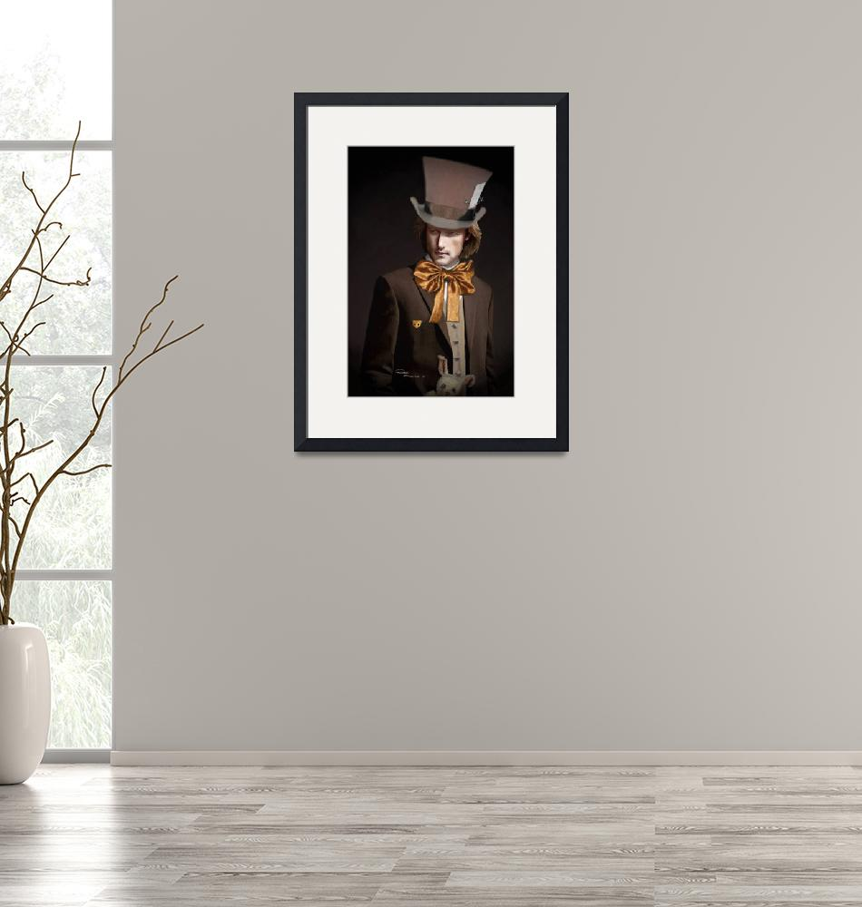 """The Mad Hatter""  (2008) by DSchellack"