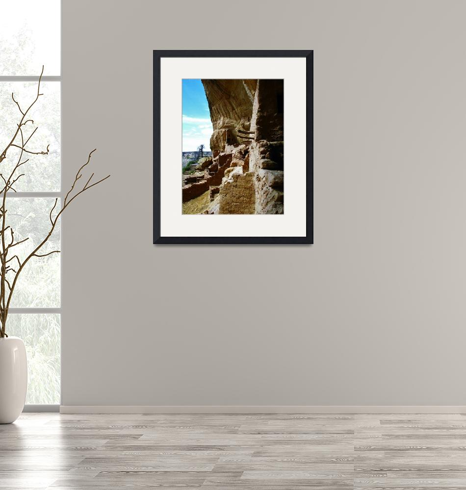 """""""Mesa Verde on the edge""""  by MarksClickArt"""