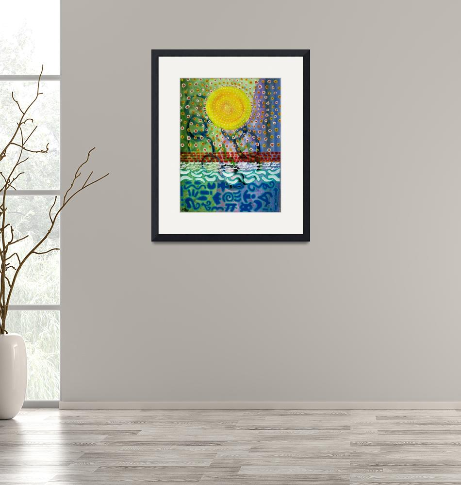 """Sun Spots""  (2009) by ArtistWithaDayJob"