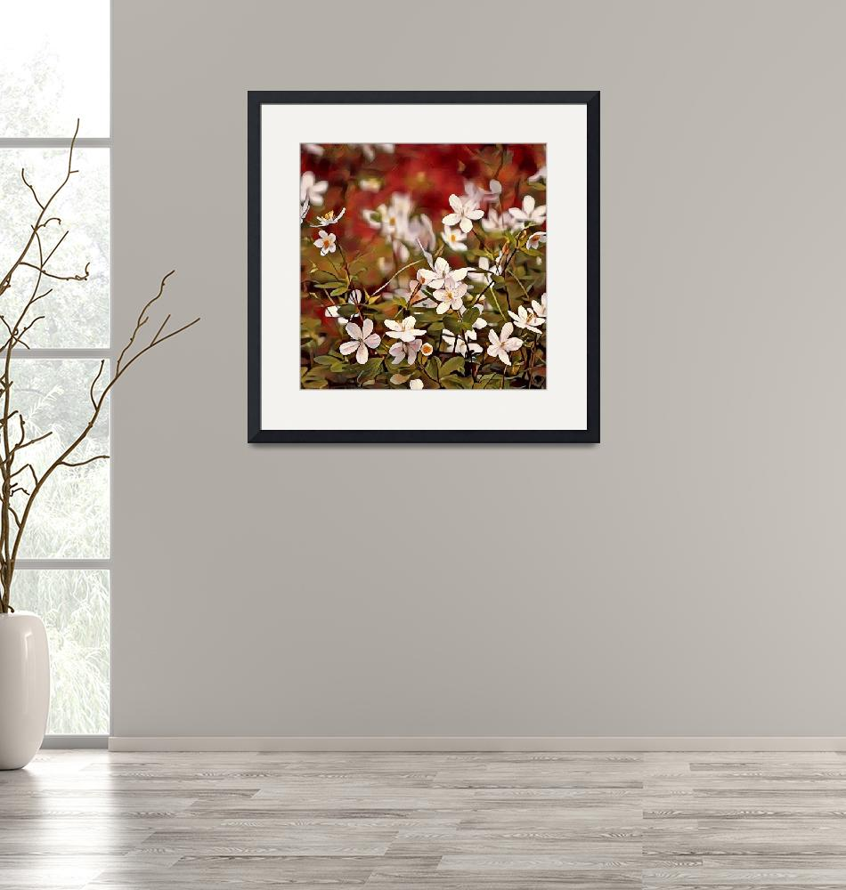 """""""Wildflower Love"""" (2016) by swaby"""