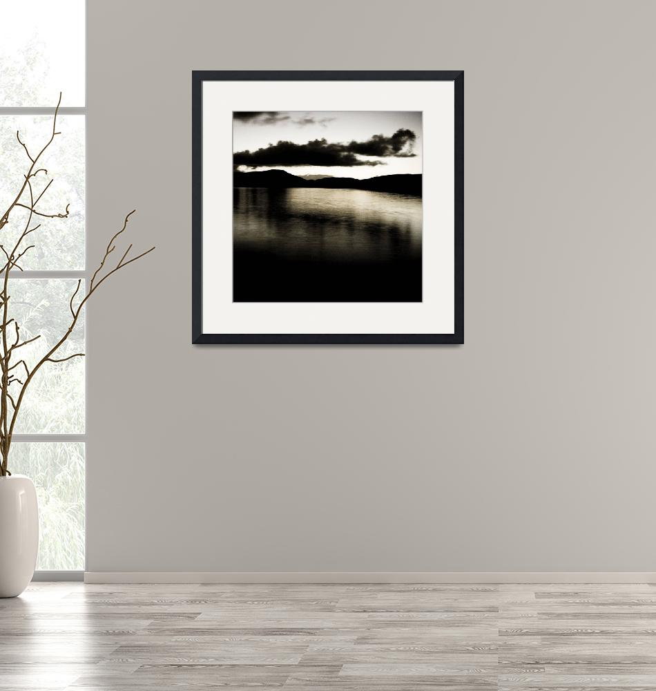 """""""monochromatic landscapes""""  (2009) by martinsolace"""