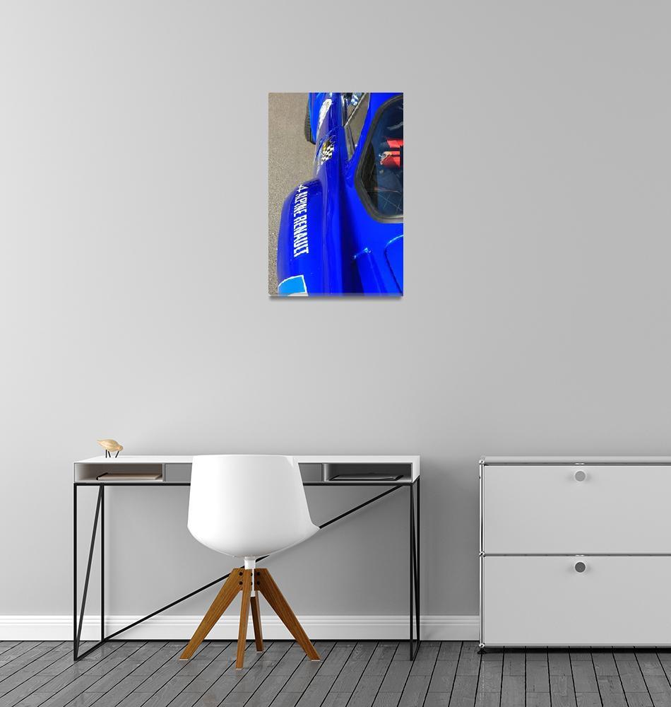 """Alpine Renault Berlinette 1300 8575""  by eu-moto"