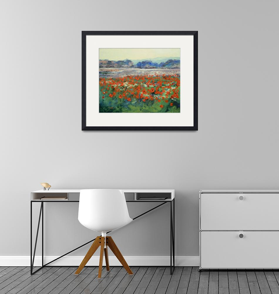 """""""Poppies in Flanders Fields""""  by creese"""