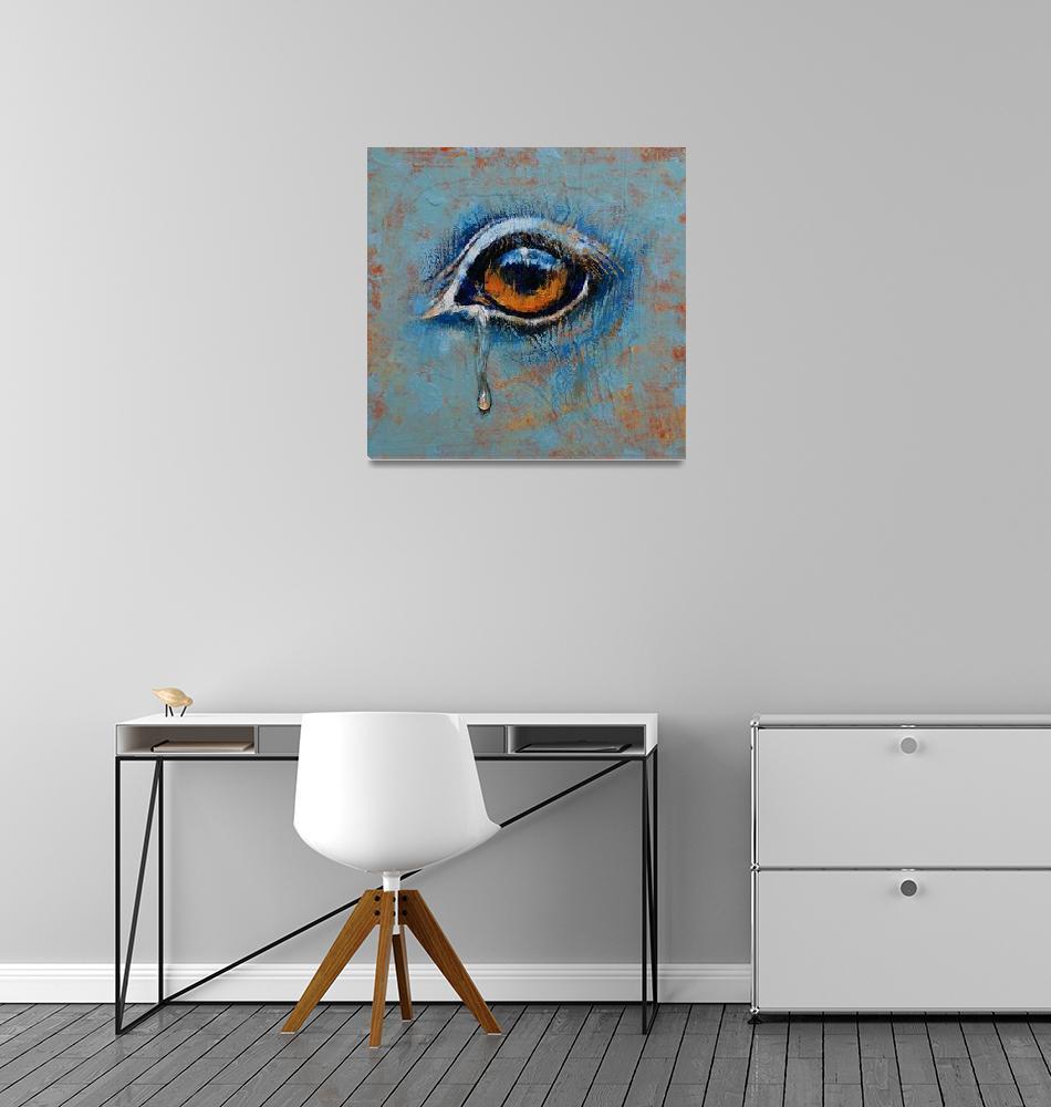 """Horse Eye""  by creese"
