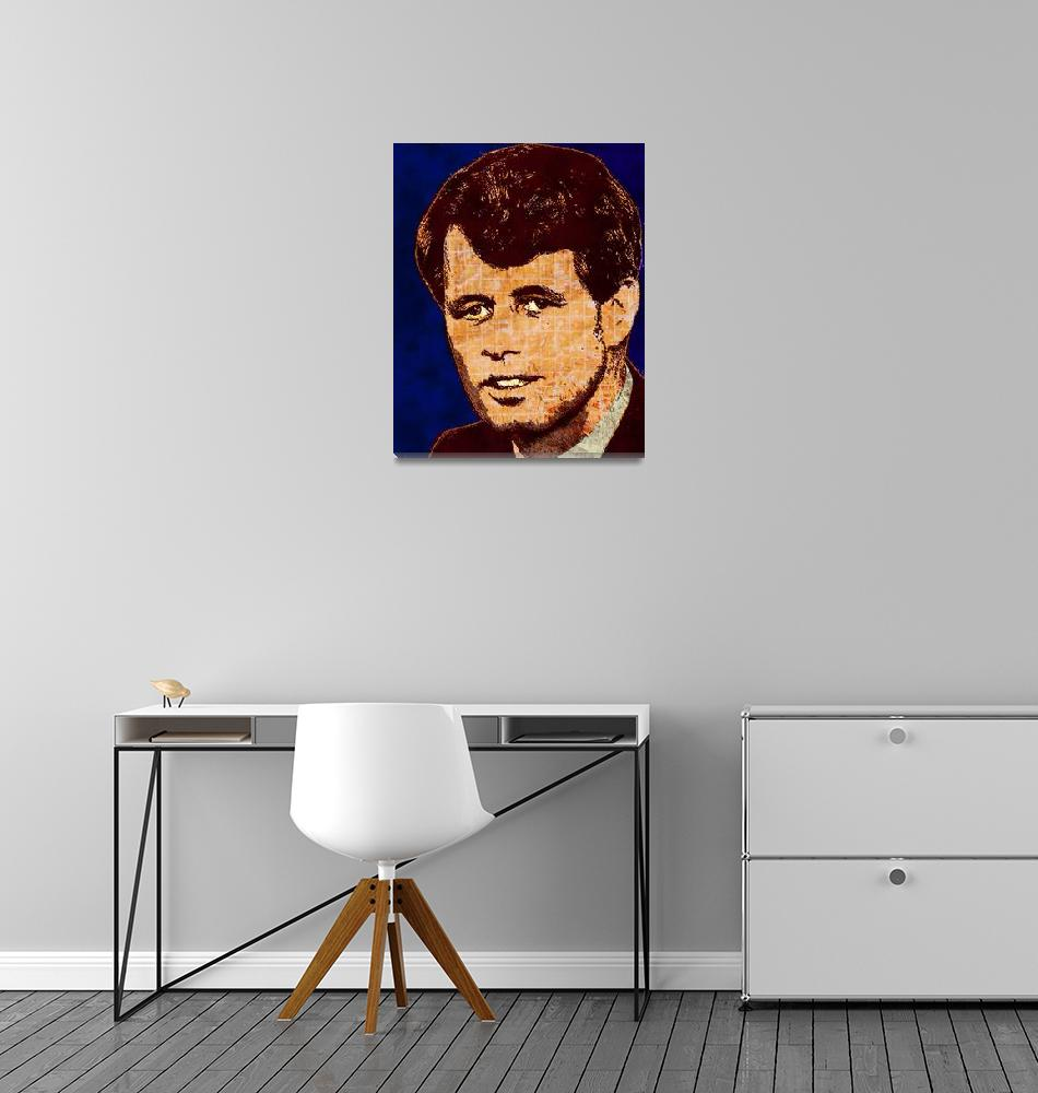 """RFK-2 (COLOR)""  (2016) by thegriffinpassant"