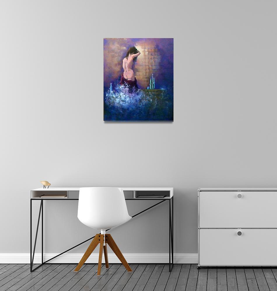"""""""The Bath""""  by SydneyJovanovic"""