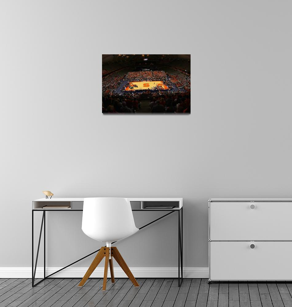 """""""Syracuse - Carrier Dome""""  by IK_Stores"""