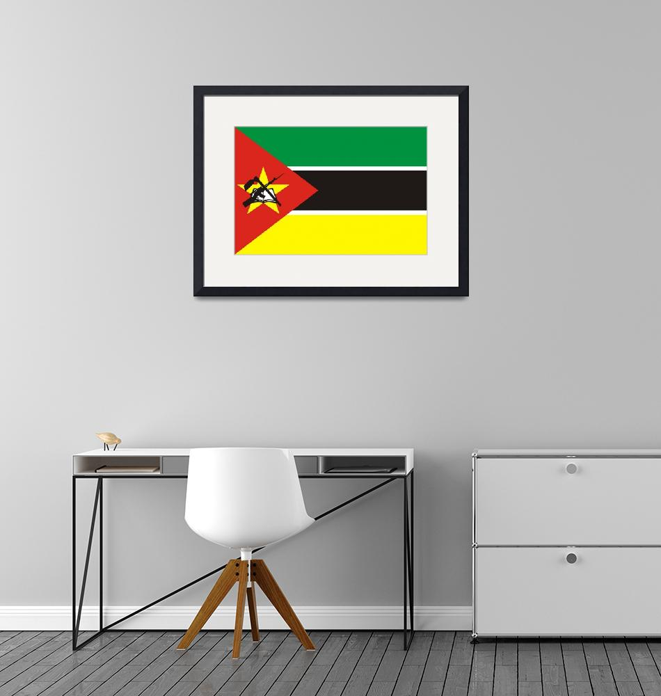 """Mozambique""  by tony4urban"