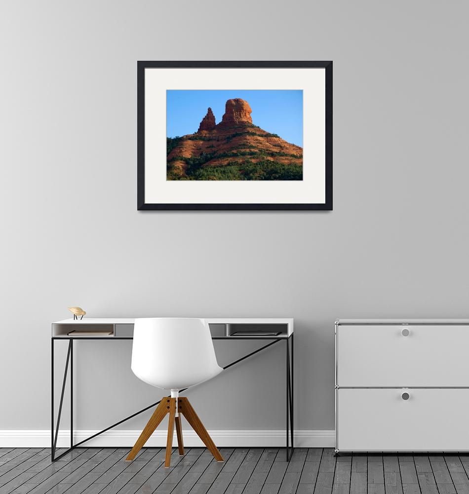 """""""Red Rocks of Sedona""""  (2012) by jkphotos"""
