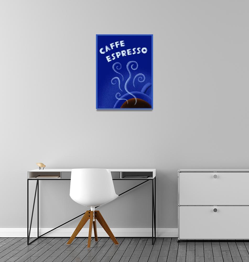 """""""Caffe Espresso""""  (2010) by cocomasuda"""