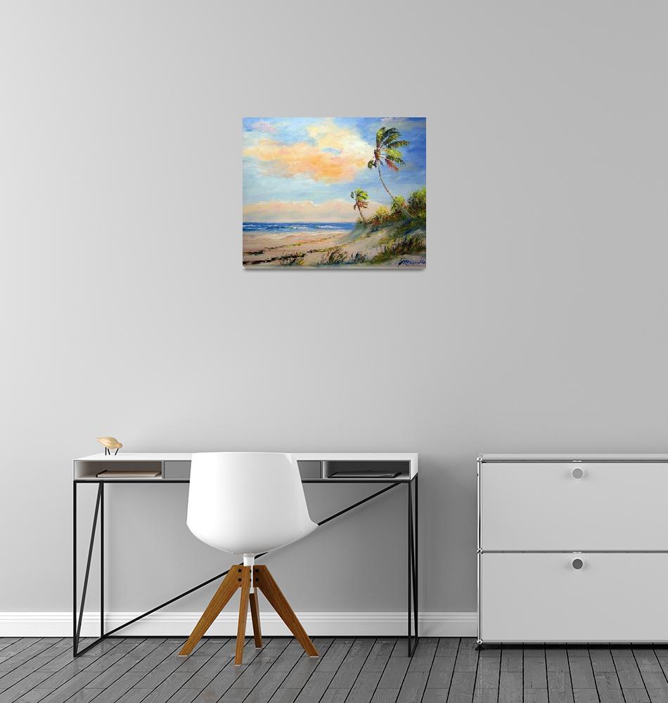 """Seascape Rio Mar""  (2006) by mazz"