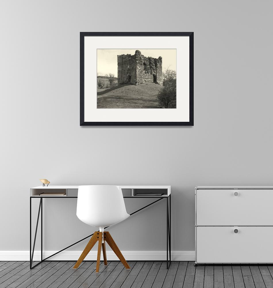 """""""Hopton castle""""  (2004) by Lawsonclout03"""
