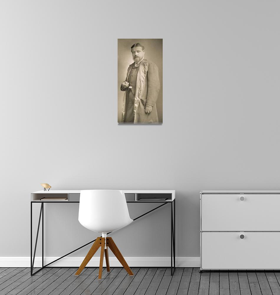 """Sir Lawrence Alma-Tadema""  by fineartmasters"