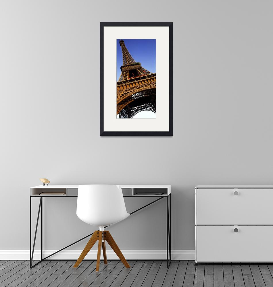 """""""Eiffel Tower Paris France""""  by Panoramic_Images"""