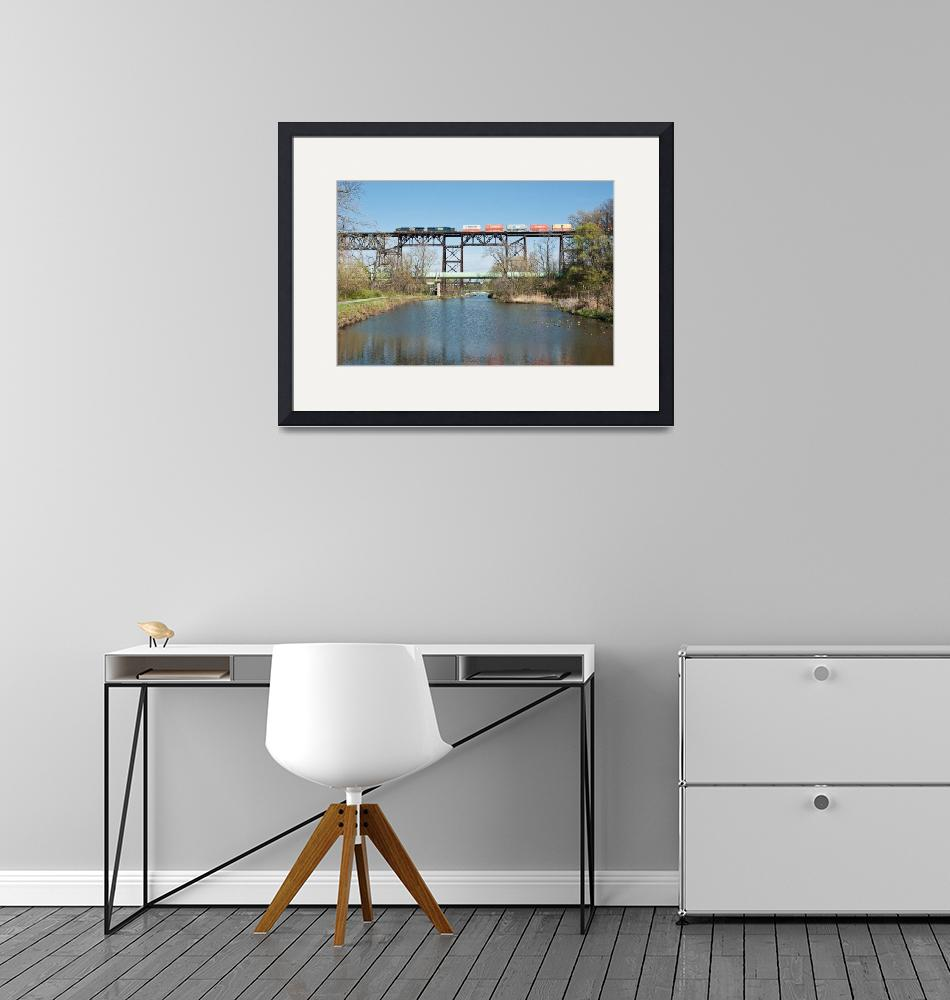 """""""The Marcy Trestle""""  (2012) by StonePhotos"""