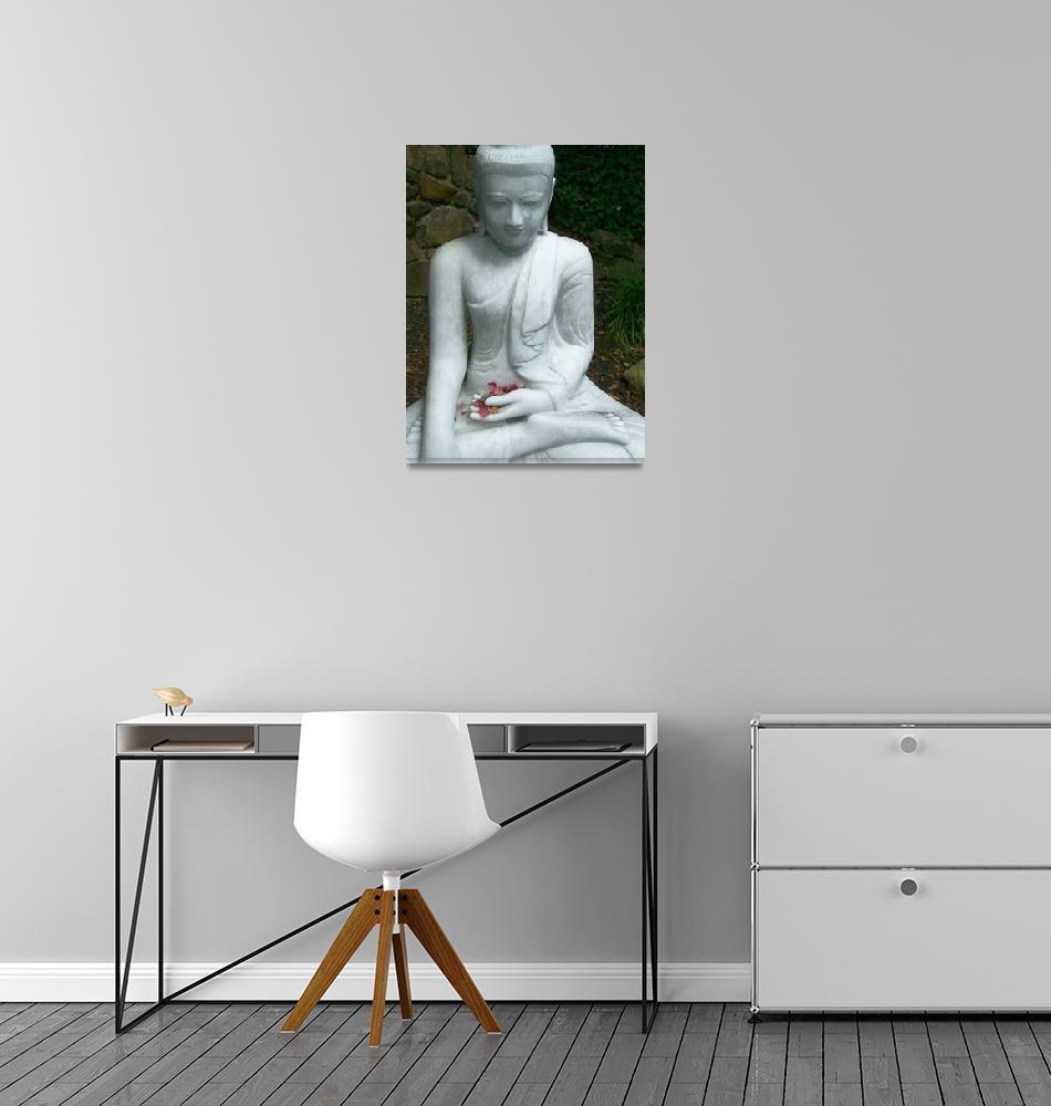"""Buddha II""  (2009) by JohnEdwardThomasPhoto"