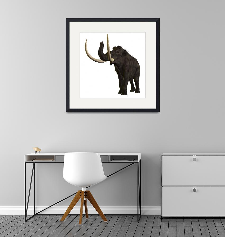 """Woolly Mammoth""  by stocktrekimages"