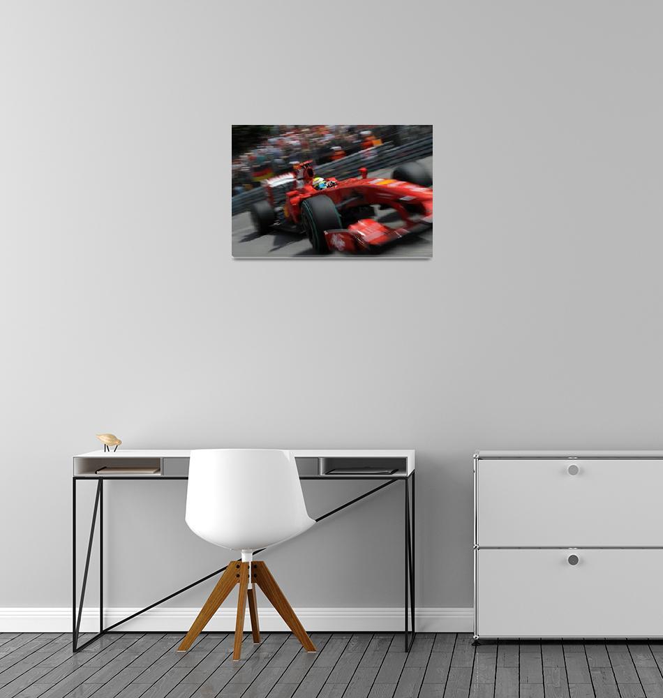 """""""Ferrari at Monte Carlo 2009""""  by roadandtrackphotos"""