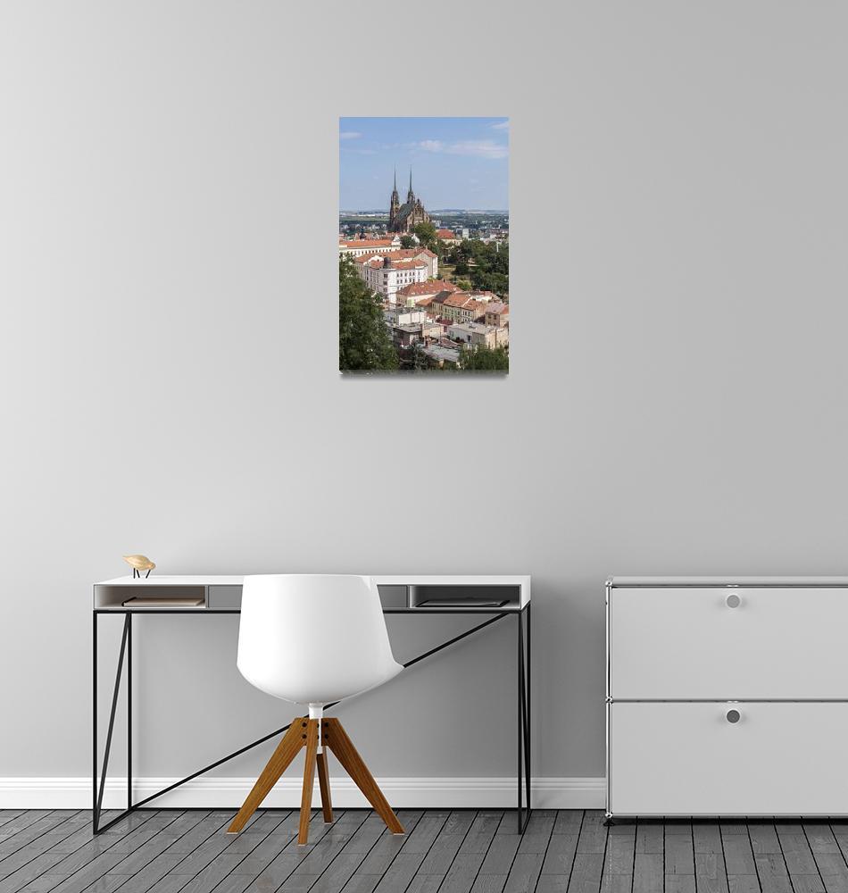 """""""Brno, Czech Republic.""""  by FernandoBarozza"""