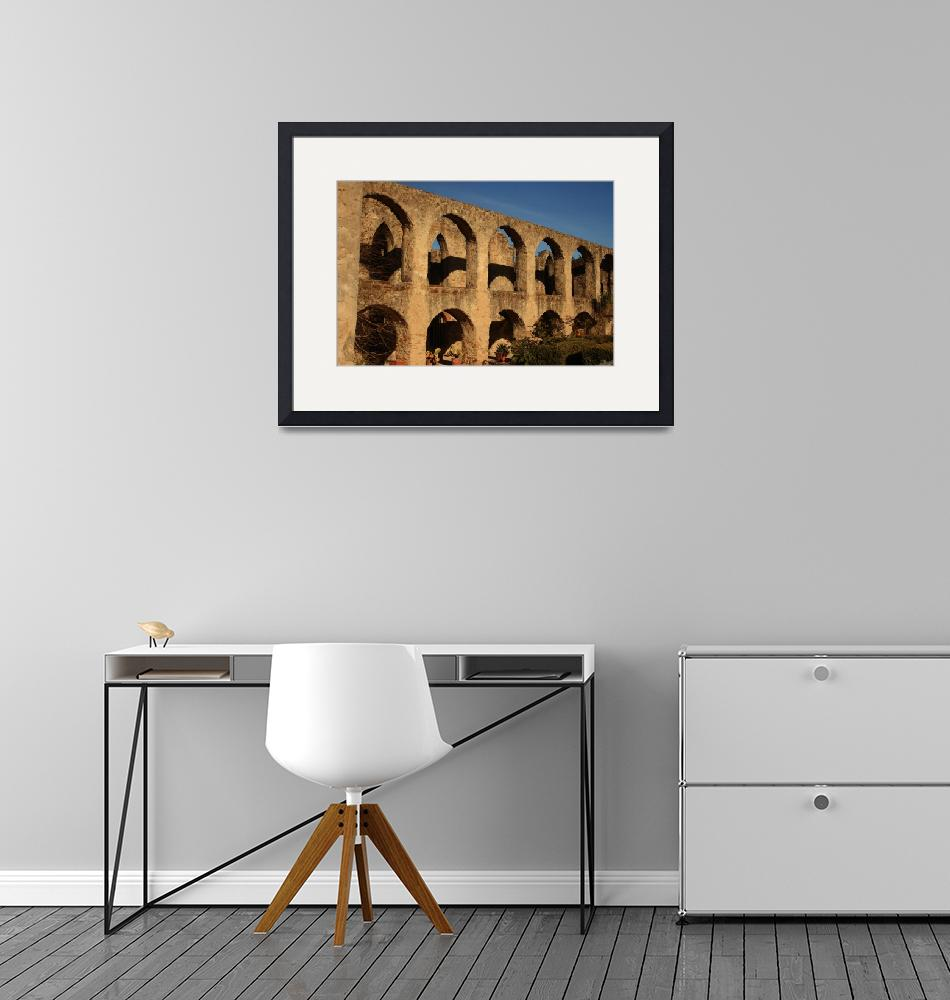 """""""Mission San Jose Arches: Color Photography""""  (2008) by PaulHuchton"""