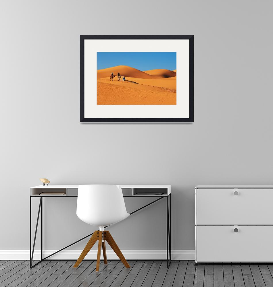 """Desert calm"" by AdrianWarren"